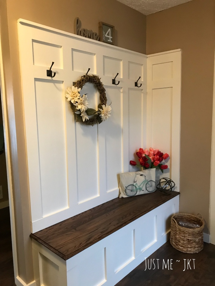 DIY Entry Remodel